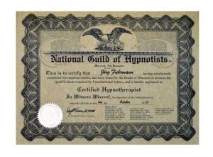 NGH-Hypnose