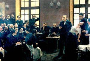 Charcot Bernheim Hypnose