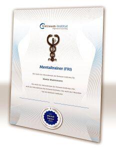 freiraum_institut_urkunde_mentaltrainer