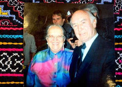 Dr. Albert Hofmann & Dr. Felicitas Goodman