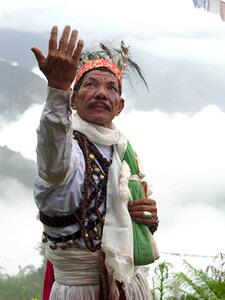 Jhankri: Danashing Tamang