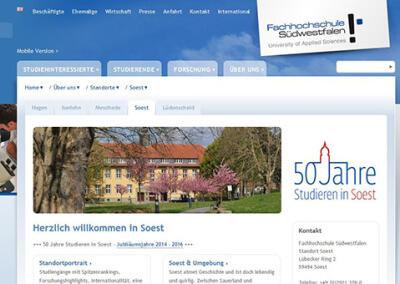 FH-Soest 2009-2010