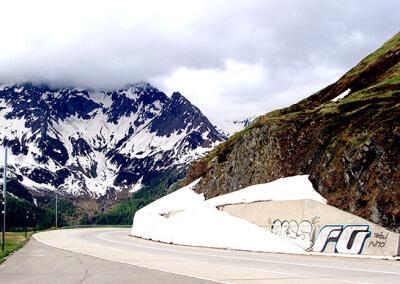 St. Gotthart-Pass
