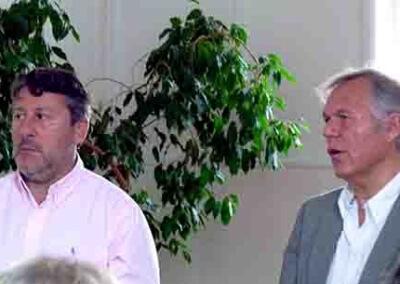 Dr. Giordio Nardone & Dr. Gunther Schmidt Heidelberg 2009