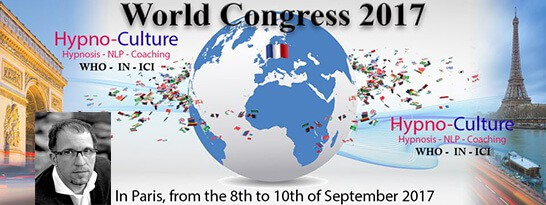 "4th NLP & Coaching Worldcongress ""Hypnotherapy"" in Paris – Awarenessbased DeHypnosis & Inner-Team-Focusing® (ITF)"