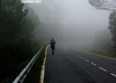 Camino Finisterre 2004