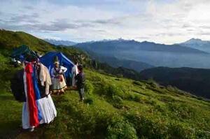 Kalinchok-Pilgerschaft