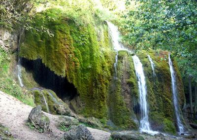 Nohner Wasserfall 2008