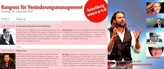 VPT-Kongress 2017 Zürich