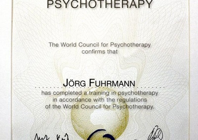 World Council for Psychotherapy