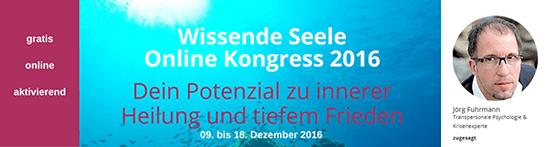 Wissende Seele-Kongress mit Jörg Fuhrmann