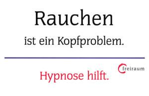 Rauchfrei mit Hypnose...