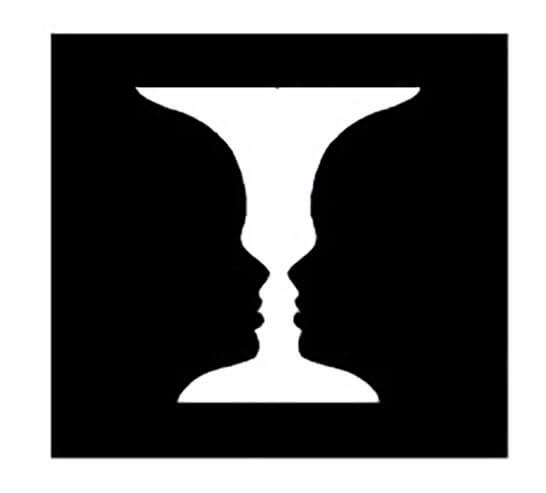 the gestalt theory The whole is greater than the sum of its parts that's the idea behind gestalt theory the concept is that the mind visually perceives objects in a certain way collectively.