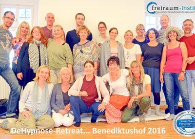 De-Hypnose-Retreat am Benediktushof