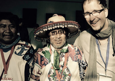 Huichol-Spirits in old Europe...