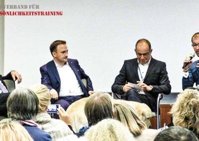 Panel mit Prof. Roth