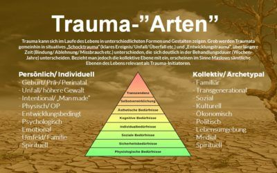 Trauma-Bewältigung & Trauma-Verarbeitung betrifft die gesamte Gesellschaft!