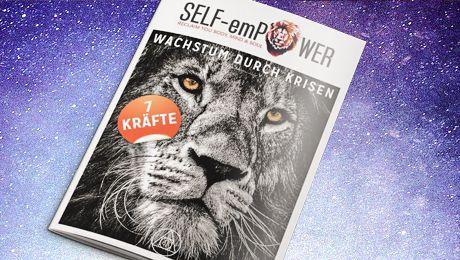 Hole Dir kostenfrei die neue Info- & Übungsbroschüre  SELF-emPower zur eigenen Selbstermächtigung!